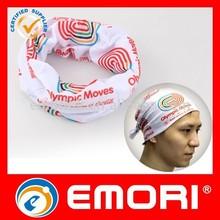 China Largest BSCI Audit Manufacturer Multifunctional Seamless Tube Bandana Headwear