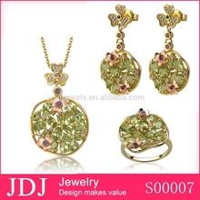 JDJ Hot Selling Fashion Indian 14k Gold Jewelry Wholesale