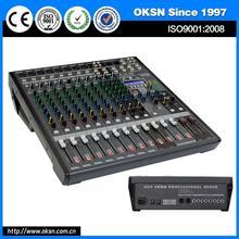 Professional LS-12 audio broadcast mixer for wholesales
