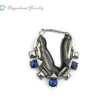2015 European New Design Fashion Personalized Bracelet Chain Ring