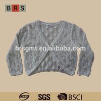 2015 New style women llama wool sweaters