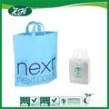 atacado promocionais personalizadas de plástico macio loop lidar com saco poli