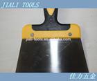 scraper / paint tools / stainless steel blade / spatual knife