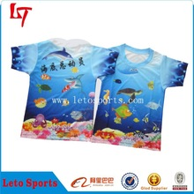OEM children clothes children tee/ wholesale custom t shirt for girls boys