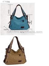 2015 CANVAS Shoulder for women Handbags Famous Brand Vintage Bag Retro Vintage Messenger Bag Trendy Shoulder Bags