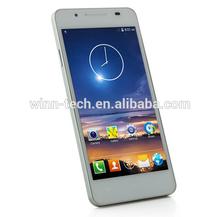 Original mobile phone MTK6582 Quad core 1.3Ghz Android 4.4 4GB ROM