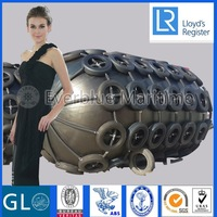 Marine Inflatable cylindrical boat rubber fender