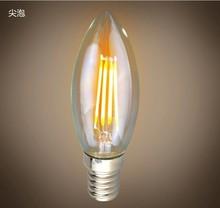 E12 LED candle light / 5W LED candle bulb / led candle lamp