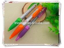 TB-0102 China cheap price promotional banner pen, calendar ball pen