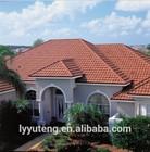 roofing underlayment metal roof tiles (traditional type)