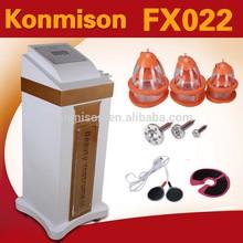 vacuum cups breast lifting breast enlargement equipment China supplier