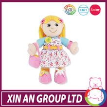 2014 hot sale plush life size doll