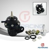 PQY STORE-FUEL PRESSURE REGULATOR FPR 25-300BK For Civic Integra Del Sol B16A B18C D16 PQY7863