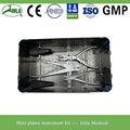 Mini plaques kit d'instruments chirurgicaux