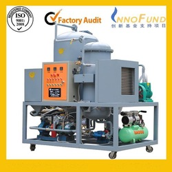 waste engine oil recycling plant ,oil filtering machine