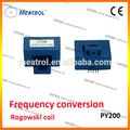 rígida del sensor de corriente con la conversión de frecuencia de la bobina de rogowski py200