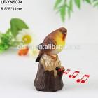 promotional product birds figurine/birds figurine/new arrival birds figurine