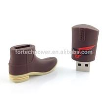 Top Selling Boot Shape USB Flash Drive 4GB/8GB