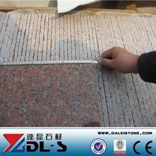 Qualidade superior chinês corte- a- tamanho granito vermelho maple g562, g562 fotos de ladrilhos para piso
