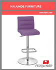 WorkWell colorful cheaper modern new design bar chair wih footrest