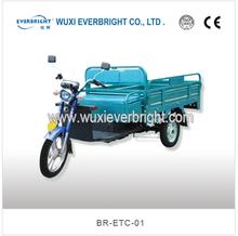 electric cargo rickshaw three wheel motorized bikes