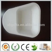 Pulp Slipper Pan/ Disposable Paper Slipper Pan/Fracture Pan