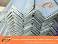 China produtos de baixo preço barra de aço ângulo/perfil de aço galvanizado/aço carbono ferro de ângulo