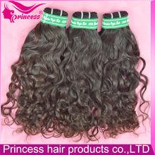 double weft 100% unprocessed wholesale cheap brazillian hair