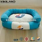 Lovely design pet accessories handmade dog bed dog kennel