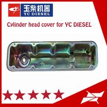 Lubrication system other auto engine parts cylinder head of yuchai engine