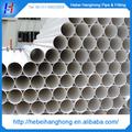 Tubo de pvc barato 200mm, 8 polegadas tubo de pvc