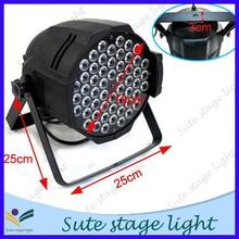 Manufacture supply Par 64 led 54*3W par light PAR LED