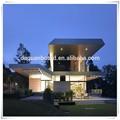 2015 incroyable nouveau design moderne et préfabriquée architecture conception de villa