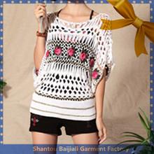 Hot sale fashion summer crochet women clothing China manufacturer