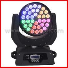 pro flame tri party decoration 36*10W DMX RGBW moving head price