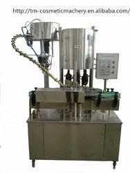 Automatic Aluminum Cap Screw Capping and Sealing Machine Automatic capping machine