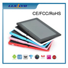 Smart Pad Android 4.2.2 Tablet pc, Shenzhen Best Tablet Manufacturing Companies, Dual Core Android Tablet 7 Inch