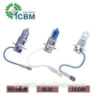 manufacturer 12v 24v h3 auto bulb