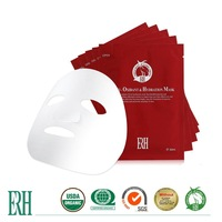 ERH wholesale hot sale soothing moisturizing Hypoallergenic skin care cosmetics facial mask brands