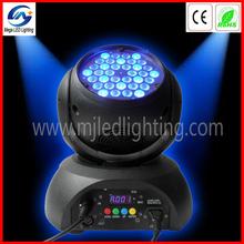 good quality dmx RGB 36pcs best price move head light