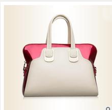 Top design women fancy PU handbag 2015 alibaba supplier wholesale leather hand bags