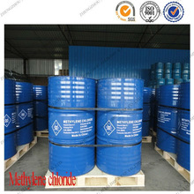 High purity 99.99% Industrial grade methylene chloride solvent