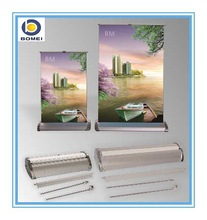 table mini roll up banner stand A3-A4