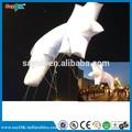 gigante inflable de aire nube de helio globo forma de nube para el evento