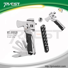 Stainless Steel Practical Use Hammer with Black Handle