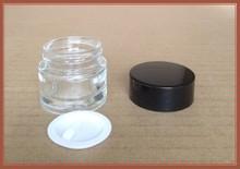 20ml high-grade glass emulsion bottles, cosmetic bottles glass/cream acrylic jars