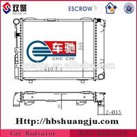 Water heat aluminium radiators