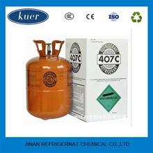 Mixte gaz réfrigérant r407c hot remplissage de gaz réfrigérateur utilisé