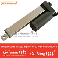 part hair clipper linear actuator