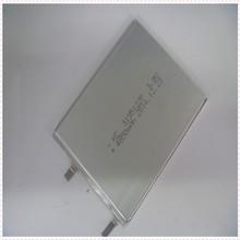 ultra thin 4000mah tablet pc battery 3.7v 3.1mmx95mmx122mm